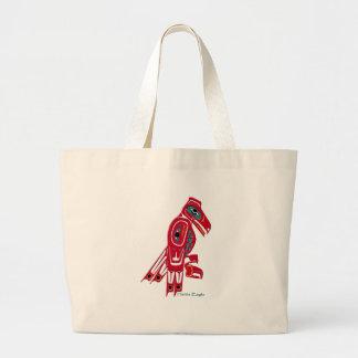 HAIDA EAGLE Collection Jumbo Tote Bag