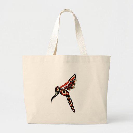 Haida Humming Bird Tote Bag