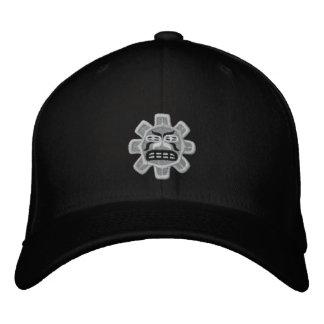haida moon embroidered cap