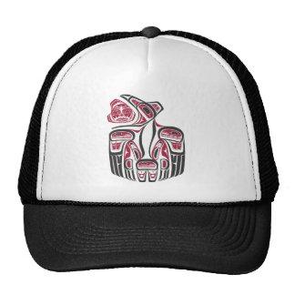 Haida Raven Design Cap