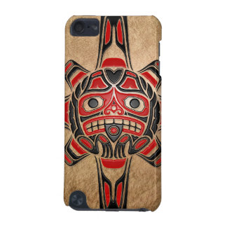 Haida Sun Mask iPod Touch (5th Generation) Cases