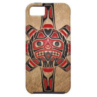 Haida Sun Mask iPhone 5 Covers