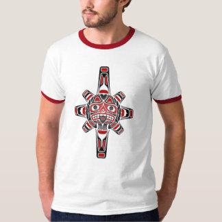 Haida Sun Mask Shirt