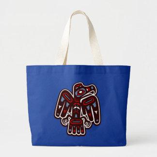 Haida Thunderbird Canvas Bag
