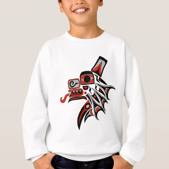 Haida Wolf 2012 Sweatshirt