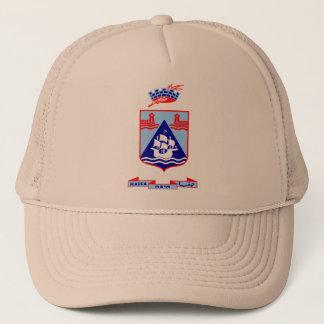 Haifa, Israel Trucker Hat