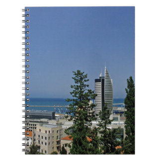 Haifa Spiral Notebook