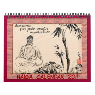 Haiga  Calendar  2011
