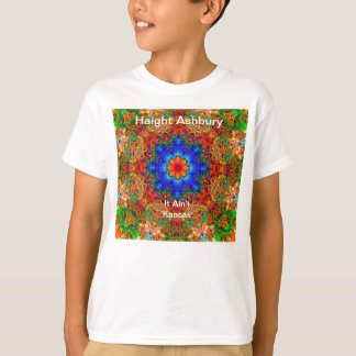 Haight Ashbury Psychedelic  Hippie Fashion Art Tees