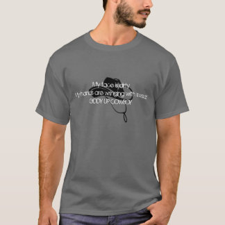 HAIKU COWBOY T-Shirt