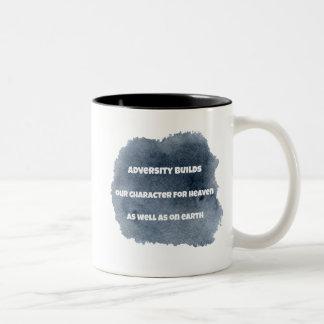 Haiku Mug - Adversity Builds