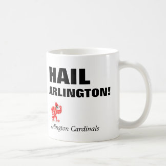HAIL ARLINGTON COFFEE MUG