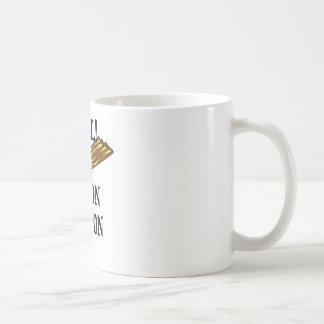 Hail Bacon Nation Basic White Mug
