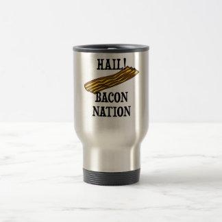 Hail Bacon Nation Mugs