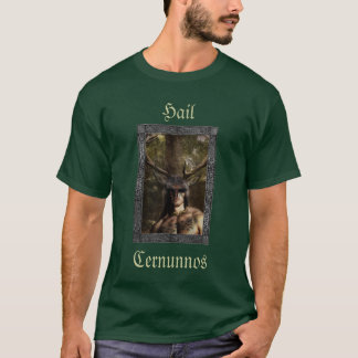 Hail Cernunnos T-Shirt