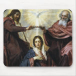 HAIL HOLY QUEEN MOUSEPAD