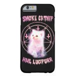 Hail Lucipurr Case Barely There iPhone 6 Case