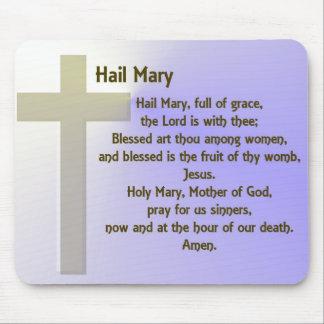 Hail Mary ~ customizable Mouse Mat