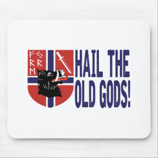 Hail Old Gods Mouse Pad