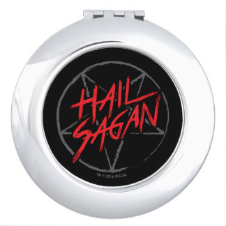 Hail Sagan Vanity Mirror