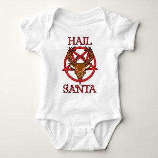 Hail Santa Baby Bodysuit