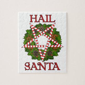 Hail Santa Jigsaw Puzzle