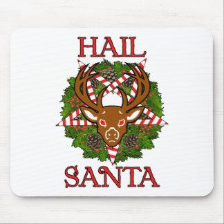 Hail Santa Mouse Pad
