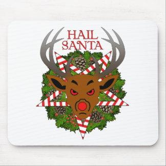 Hail Santa Mousepad