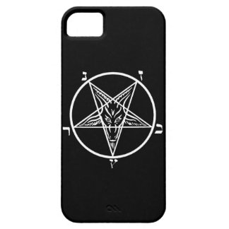 Hail Satan! iPhone SE + iPhone 5/5S, Barely There iPhone 5 Cover