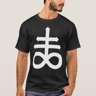 Hail Satan - Pentagram - CROSS - 666 - shirt