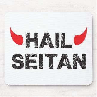 Hail Seitan Mouse Pads