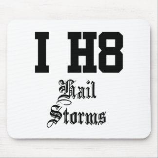 hail storms mousepads