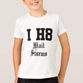 hail storms tees