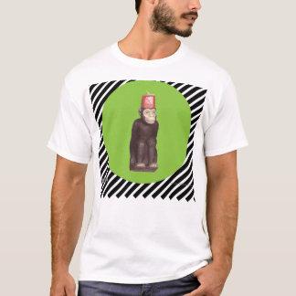 hail the fez-Monkey! T-Shirt