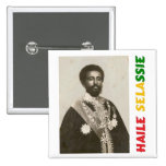 Haile Selassie Badge