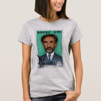 Haile Selassie Empire OF Ethiopia Rastafari shirt