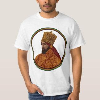 Haile Selassie I Rastafari Coronation T-Shirt