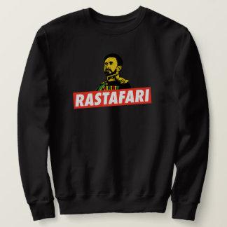 Haile Selassie Jah Rastafari Emperor Rasta Sweater