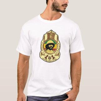 Haile Selassie Rasta Reggae Ethiopia Jamaica T-Shirt