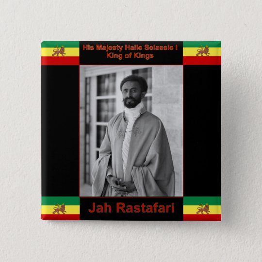 Haile Selassie the Lion of Judah, Jah Rastafari