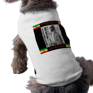Haile Selassie the Lion of Judah, Jah Rastafari Shirt