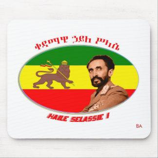 Haile Silassie Mousepad