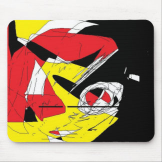 hailing a way mouse pad