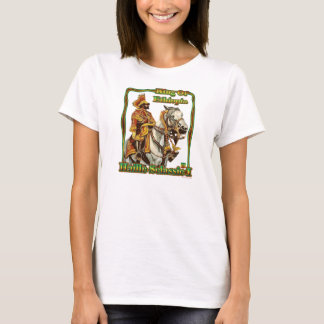 Haille Selassie King Of Ethiopia T-Shirt
