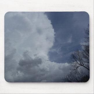Hailmaker Cumulonimbus Cloud Mouse Pad