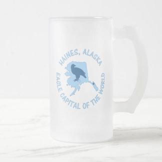 Haines, Alaska Eagle Capital of the World Coffee Mugs