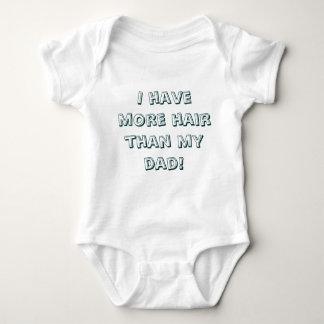 Hair Baby Bodysuit