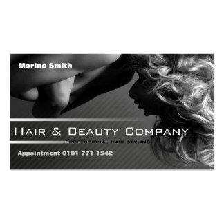Hair & Beauty Salon [fully customisable] Business Card