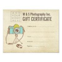 hair salon gift certificate templates