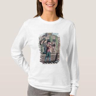 Hair Brooms, Shoreditch Church T-Shirt